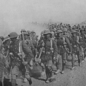 A Glimpse of the British Army