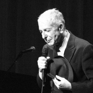 The Curious Case of a Canadian Crooner: Leonard Cohen
