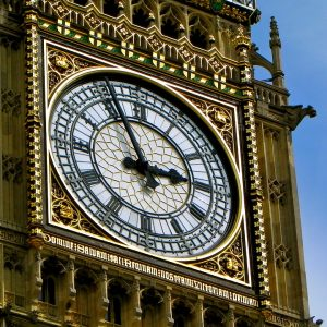 In 1949 a Flock of Starlings Slowed Down London's Big Ben by 5 Minutes