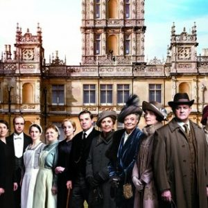 The House Called <em>Downton Abbey</em> was an Itinerary of Edward II