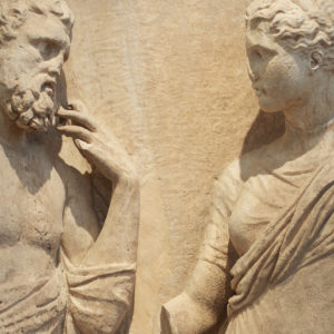 How the End of Democracy Made the Greeks more Polite