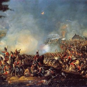 As Soon as Waterloo was Over, Poets Flocked to the Battlefield