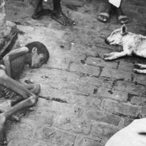 A Metropolis of Hunger: Calcutta's Poetry of the Famine (1943)