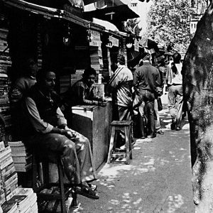Memories in the Crevices of College Street, Calcutta