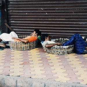 At Odds with Ends: Non-mofussil Mumbai Poems