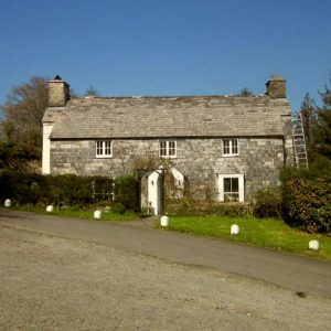 The 17th Century House where Thomas and Emma Hardy Spurned a Dying Man