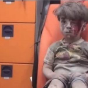 The Travels of Omran Daqneesh: Poster Child for Cognitive Dissonance