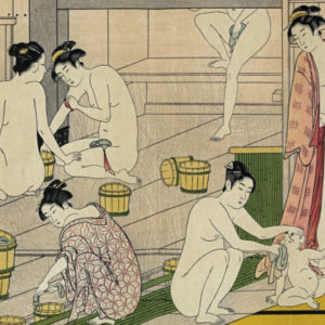 Why We Need to Bring Back the Art of Communal Bathing