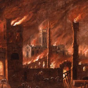 Here's What it would have been Like to be Caught in the Great Fire of London