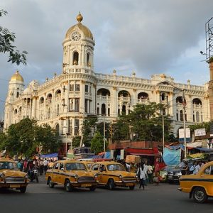 'Developing' Kolkata's Changing Public Spaces