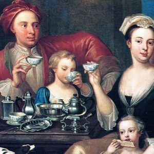 How Europe got over its Taboo against Drinking Tea