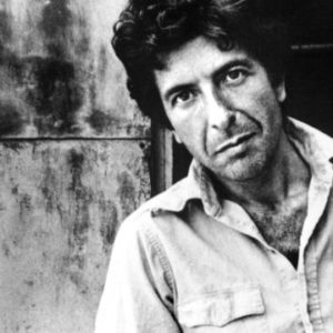 How I Learned About Leonard Cohen