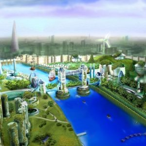 These Six Utopian Cities of the Future will Help you Re-imagine Life on Earth