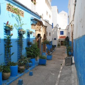 Urban Heritage meets Tourism in Morocco: The Battle to Preserve the Medina of Tétouan