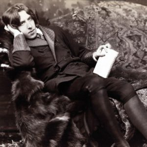 Oscar Wilde Would have Been on Grindr – but He Preferred a More Clandestine Connection