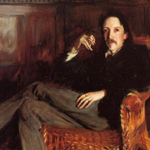 How Robert Louis Stevenson's Reputation was Shipwrecked by his Inner Circle