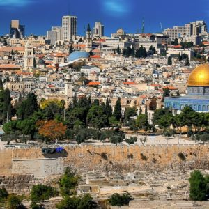 Jerusalem the Golden: A Middle Eastern Tale