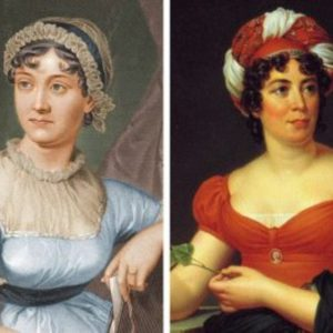 Jane Austen and Germaine de Staël: A Tale of Two Authors
