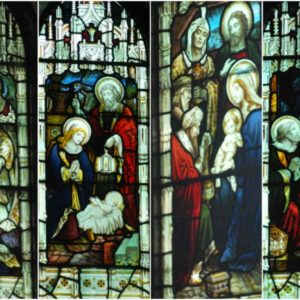 Stained Glass Windows of Calcutta
