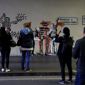 """""""Boom For Real"""" – A Tribute to Basquiat in London"""