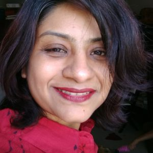 Life Defined by What it's Not: Interview with Gayatri Jayaraman